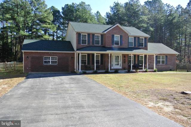 7360 Bullfeather Place, HUGHESVILLE, MD 20637 (#MDCH219682) :: The Putnam Group