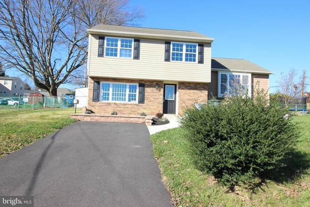 1410 S Center Avenue, FEASTERVILLE TREVOSE, PA 19053 (#PABU516350) :: Better Homes Realty Signature Properties