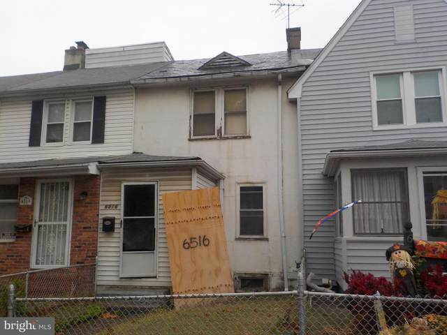 6516 Saint Helena Avenue, BALTIMORE, MD 21222 (#MDBA532450) :: Ultimate Selling Team