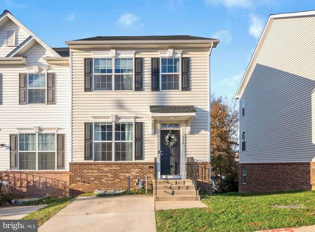 736 Maury Avenue, OXON HILL, MD 20745 (#MDPG589520) :: Great Falls Great Homes