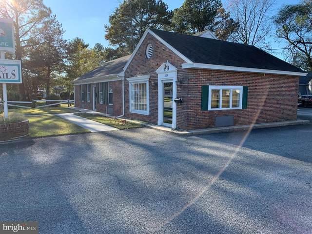 1119 Main Street, SALISBURY, MD 21801 (#MDWC110758) :: McClain-Williamson Realty, LLC.