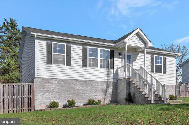 109 Hillview Drive, MAURERTOWN, VA 22644 (#VASH120980) :: Crossman & Co. Real Estate
