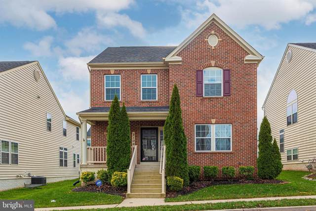 2106 Artillery Road, FREDERICK, MD 21702 (#MDFR274448) :: The Vashist Group