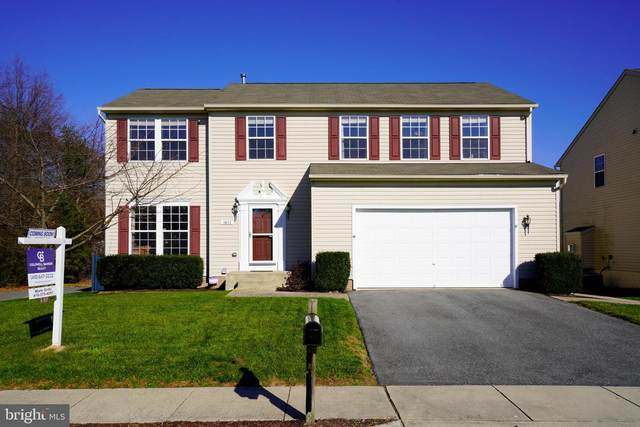 1612 Coolidge Avenue, SEVERN, MD 21144 (#MDAA453610) :: The Mike Coleman Team