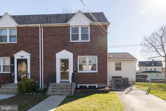 763 Academy Terrace, SHARON HILL, PA 19079 (#PADE535674) :: Erik Hoferer & Associates
