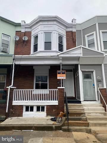 1343 S Wilton Street, PHILADELPHIA, PA 19143 (#PAPH965700) :: Bob Lucido Team of Keller Williams Integrity