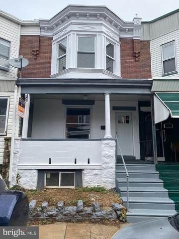 1317 S Lindenwood Street, PHILADELPHIA, PA 19143 (#PAPH965710) :: Bob Lucido Team of Keller Williams Integrity
