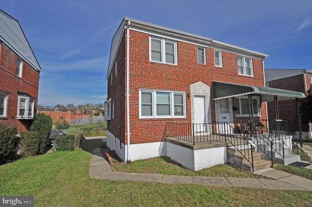 2204 Westfield Avenue, BALTIMORE, MD 21214 (#MDBA532470) :: The Miller Team