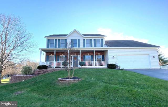 2103 Sweet Clover Drive, ELDERSBURG, MD 21784 (#MDCR201300) :: Murray & Co. Real Estate