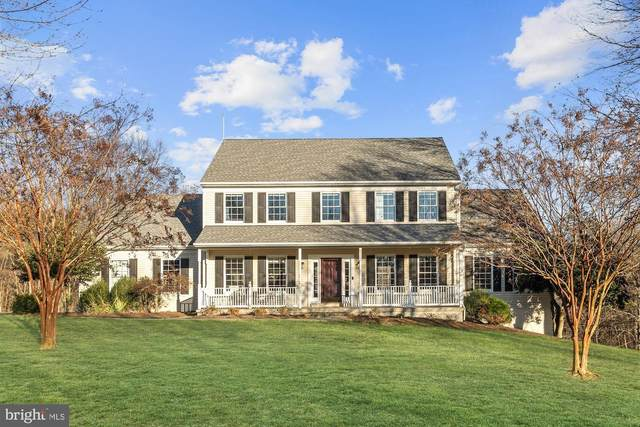 3339 Knolls Parkway, IJAMSVILLE, MD 21754 (#MDFR274452) :: Jim Bass Group of Real Estate Teams, LLC