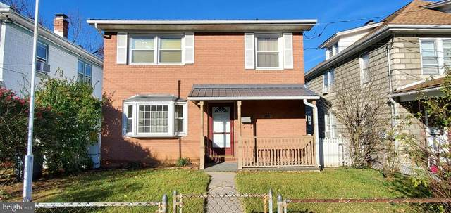 309 Rosemont, MARTINSBURG, WV 25401 (#WVBE182114) :: Better Homes Realty Signature Properties