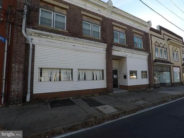 306 Warren Street, BEVERLY, NJ 08010 (MLS #NJBL387316) :: The Dekanski Home Selling Team