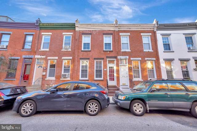 872 N Judson Street, PHILADELPHIA, PA 19130 (#PAPH965724) :: The Toll Group