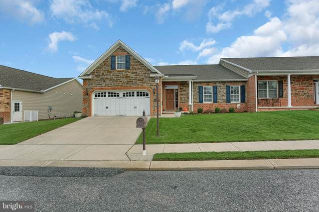 118 Stoners Circle, LITTLESTOWN, PA 17340 (#PAAD114120) :: The Joy Daniels Real Estate Group