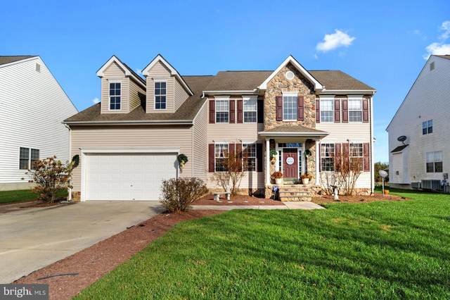 871 W Birdie Lane, MAGNOLIA, DE 19962 (#DEKT244770) :: Atlantic Shores Sotheby's International Realty