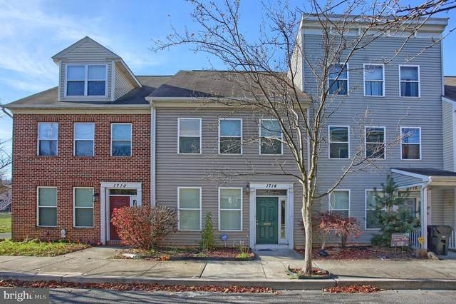 1714 Logan Street, HARRISBURG, PA 17102 (#PADA128036) :: Smart Living Experts
