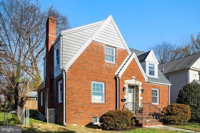 3229 Arlington Boulevard, ARLINGTON, VA 22201 (#VAAR173114) :: Jennifer Mack Properties