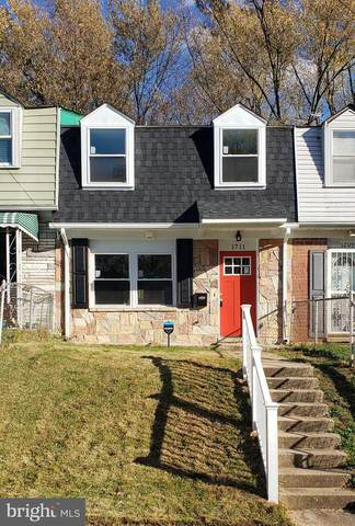 1711 Allendale Place, LANDOVER, MD 20785 (#MDPG589532) :: SURE Sales Group