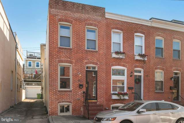 811 S Belnord Avenue, BALTIMORE, MD 21224 (#MDBA532478) :: The Sky Group