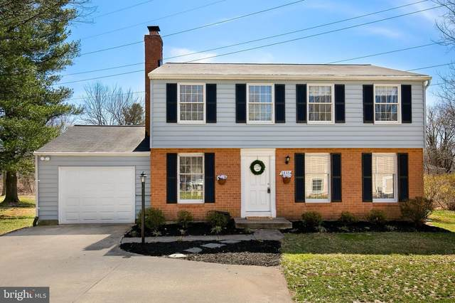 6433 Fairmead Lane, COLUMBIA, MD 21045 (#MDHW288186) :: Speicher Group of Long & Foster Real Estate