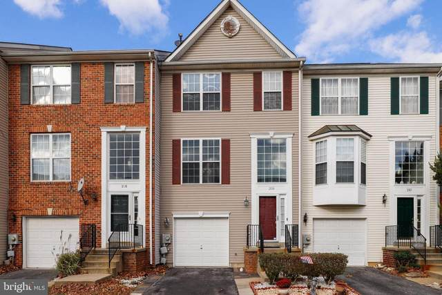 208 Harpers Way, FREDERICK, MD 21702 (#MDFR274460) :: Shawn Little Team of Garceau Realty