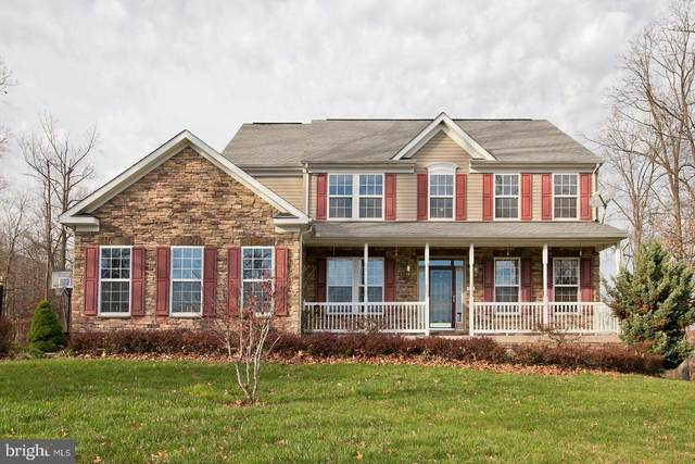 160 Hands Run Court, CROSS JUNCTION, VA 22625 (#VAFV161012) :: Erik Hoferer & Associates
