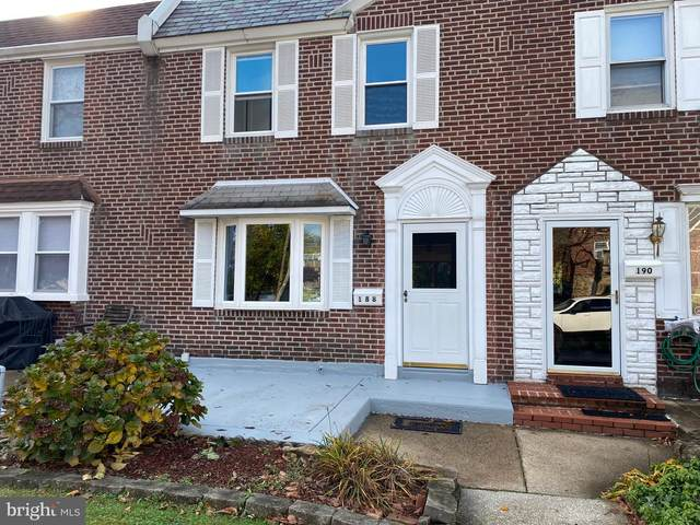 188 Bridge Street, DREXEL HILL, PA 19026 (#PADE535684) :: The Toll Group