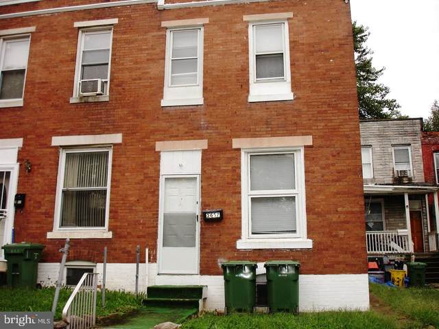 2657 Frederick Avenue, BALTIMORE, MD 21223 (#MDBA532484) :: SURE Sales Group