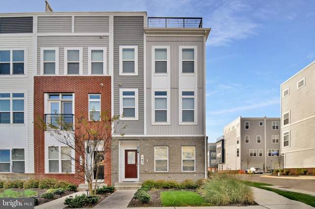 143 Lejeune Way, ANNAPOLIS, MD 21401 (#MDAA453614) :: The Miller Team