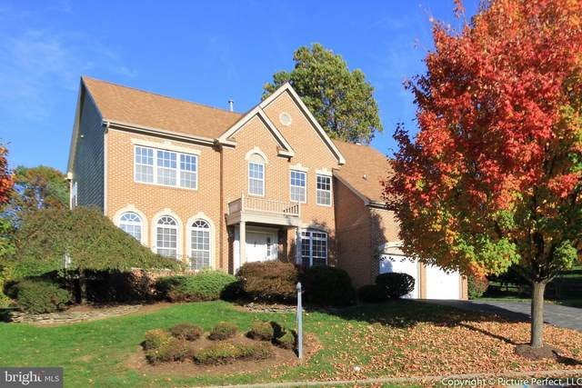 5601 Broadmoor Ter North Terrace, IJAMSVILLE, MD 21754 (#MDFR274462) :: The Redux Group