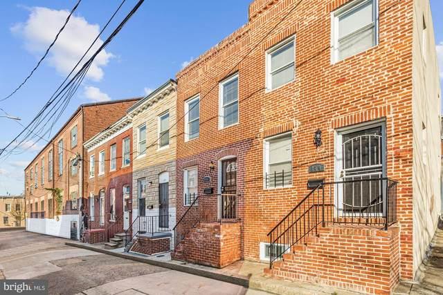 846 Reinhardt Street, BALTIMORE, MD 21230 (#MDBA532490) :: Great Falls Great Homes