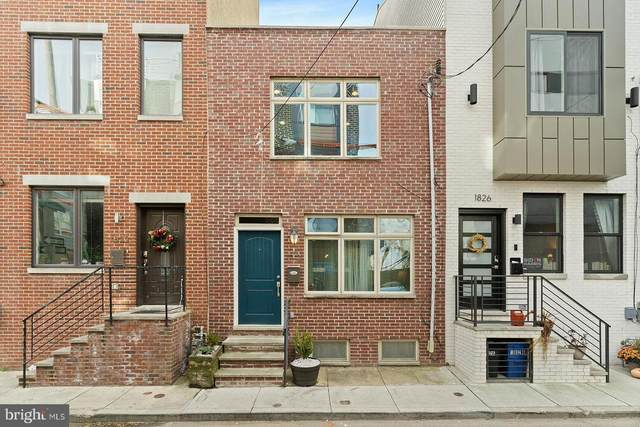 1824 Earp Street, PHILADELPHIA, PA 19146 (#PAPH965778) :: ExecuHome Realty