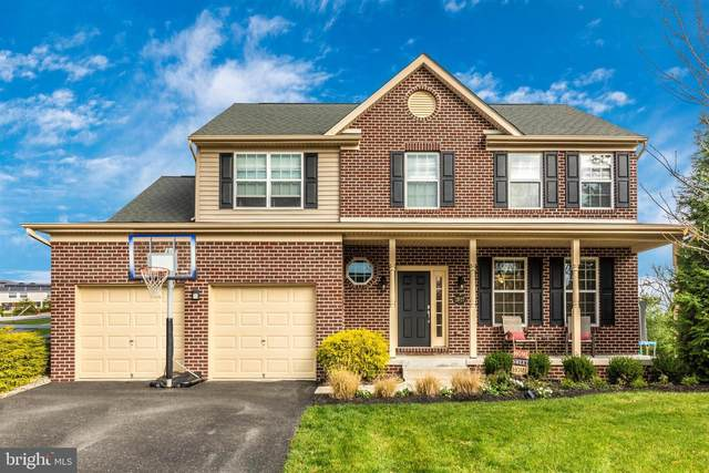 1007 Briarfield Court, MYERSVILLE, MD 21773 (#MDFR274470) :: Charis Realty Group