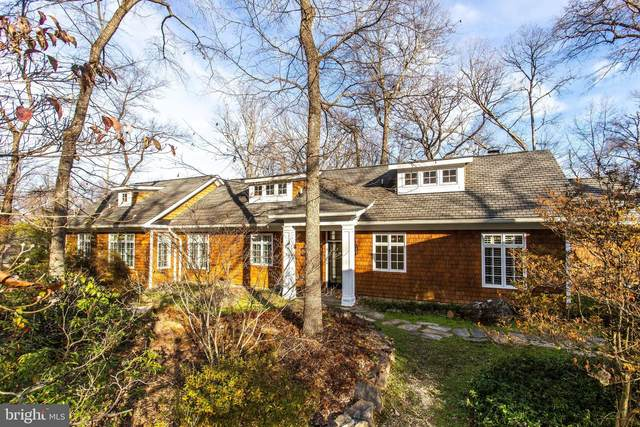 1249 Daleview Drive, MCLEAN, VA 22102 (#VAFX1169472) :: The Redux Group