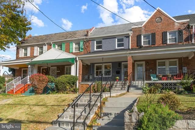 4707 N Capitol Street NE, WASHINGTON, DC 20011 (#DCDC498270) :: McClain-Williamson Realty, LLC.