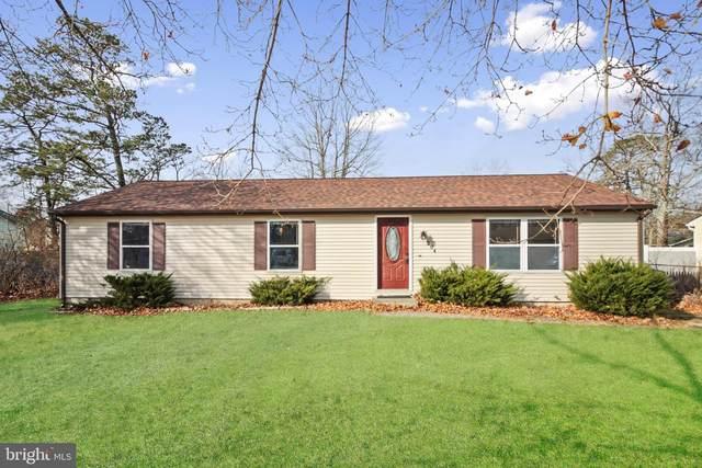 204 Algonquin Trail, BROWNS MILLS, NJ 08015 (#NJBL387336) :: Better Homes Realty Signature Properties