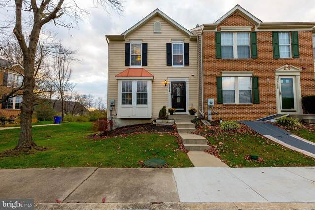 6528 Ellington Way, FREDERICK, MD 21703 (#MDFR274472) :: ExecuHome Realty