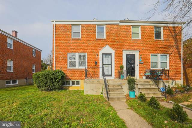 908 Dartmouth Road, BALTIMORE, MD 21212 (#MDBA532498) :: Ultimate Selling Team