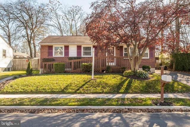 453 Meadowbrook Road, GLEN BURNIE, MD 21061 (#MDAA453620) :: Better Homes Realty Signature Properties