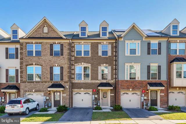 7615 Hamilton Crossing, HANOVER, MD 21076 (#MDAA453630) :: Fairfax Realty of Tysons