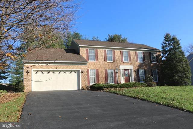 19702 Portsmouth Drive, HAGERSTOWN, MD 21742 (#MDWA176432) :: The Riffle Group of Keller Williams Select Realtors