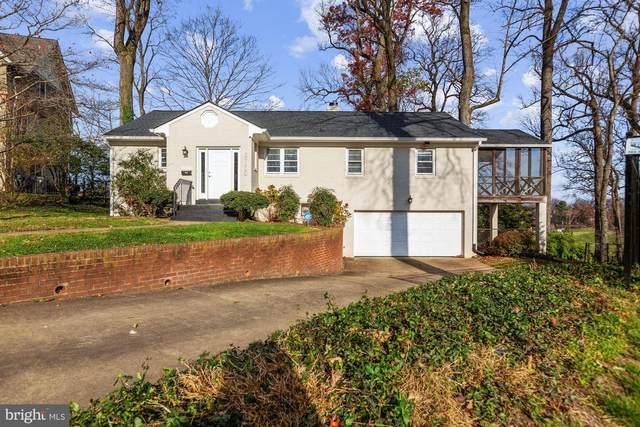 2785 N Wakefield Street, ARLINGTON, VA 22207 (#VAAR173126) :: Arlington Realty, Inc.