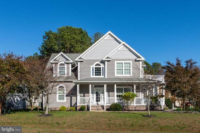 301 Sunrise Court, OCEAN PINES, MD 21811 (#MDWO118584) :: The Redux Group