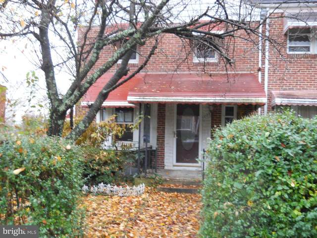1023 Lenton Avenue, BALTIMORE, MD 21212 (#MDBA532516) :: Pearson Smith Realty