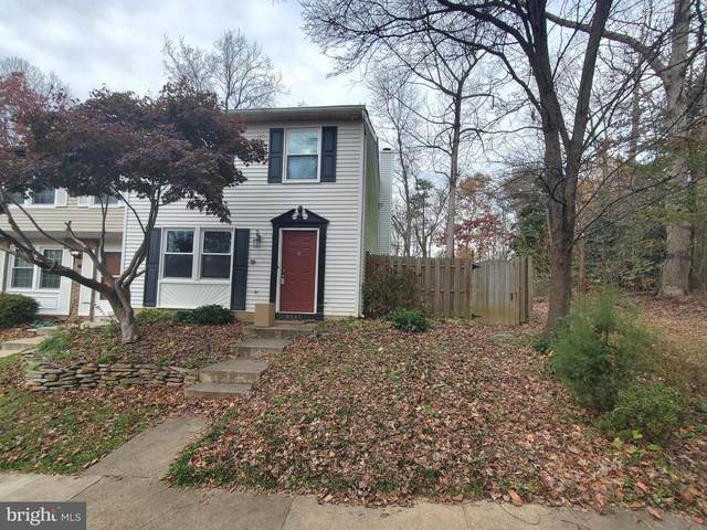 8345 Rocky Forge Court, SPRINGFIELD, VA 22153 (#VAFX1169514) :: The MD Home Team