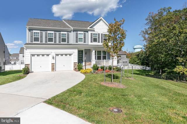 8700 Elsing Green Drive, MANASSAS, VA 20110 (#VAPW510432) :: The Miller Team
