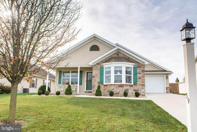 39 Colonial Court, SHIPPENSBURG, PA 17257 (#PACB130250) :: The Craig Hartranft Team, Berkshire Hathaway Homesale Realty