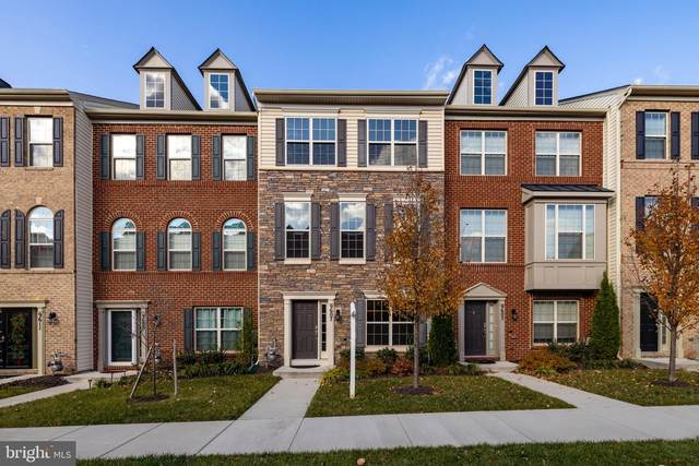 9607 Smithview Place, LANHAM, MD 20706 (#MDPG589572) :: Fairfax Realty of Tysons