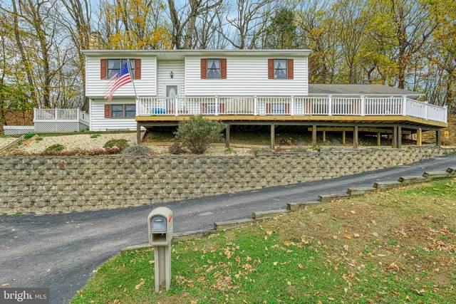 4421 Pleasant Valley Road, YORK, PA 17406 (#PAYK149580) :: The Jim Powers Team