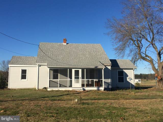 32102 Old Ocean City Road, PARSONSBURG, MD 21849 (#MDWC110770) :: Murray & Co. Real Estate